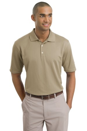 Nike golf men 39 s dri fit textured polo 244620 for Mens dri fit polo shirts wholesale