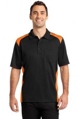 Cornerstone Black/Shock Orange