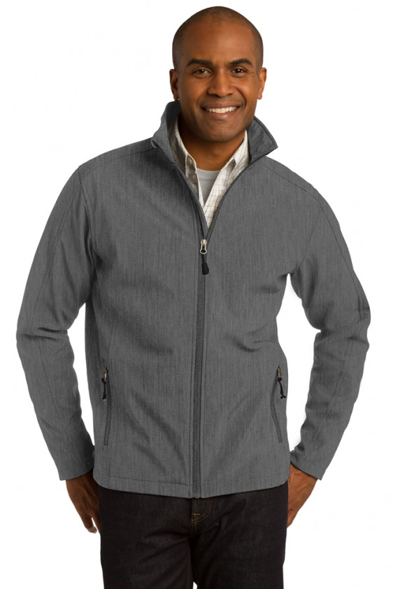 Port Authority Pearl Grey Heather