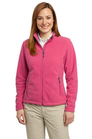 Port Authority Womens Value Fleece Vest Winter White S