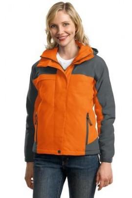 Port Authority Cadmium Orange/Graphite