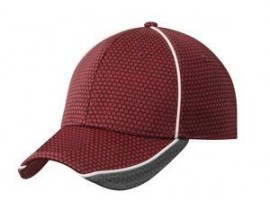 New Era Maroon/Graphite/White