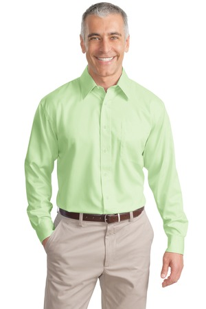 Port Authority Men's Non-Iron Twill Shirt. S638.