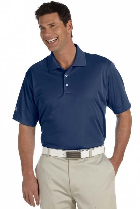 Adidas Golf Polo - Navy