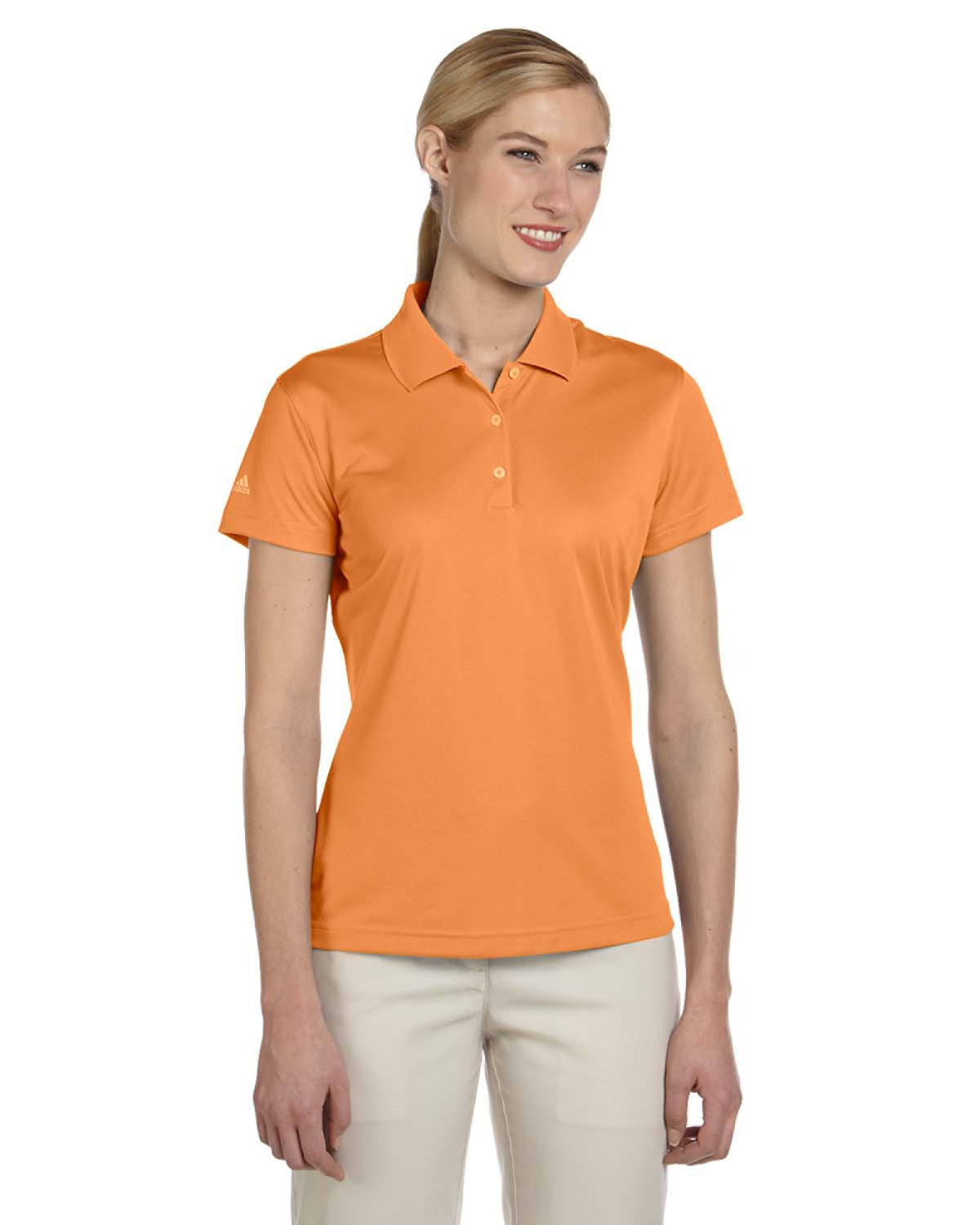Adidas Golf Women s ClimaLite Basic Polo. A131. 9800be4c29