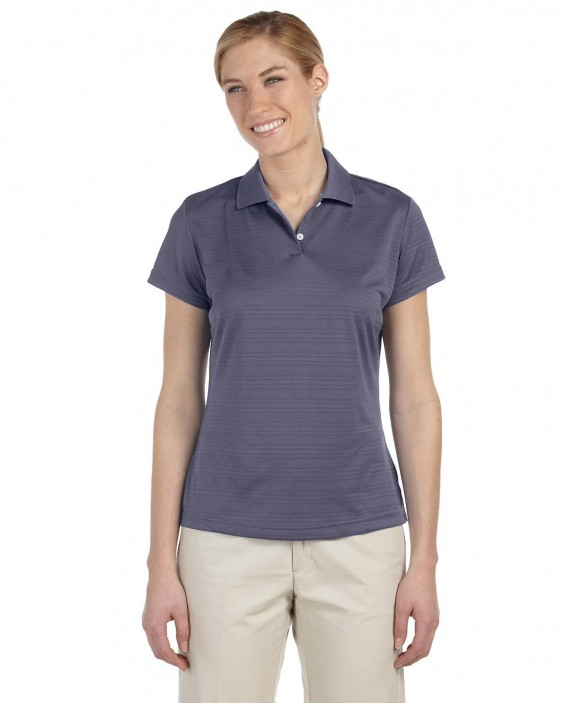 Adidas Golf Women 39 S Climalite Textured Polo A162