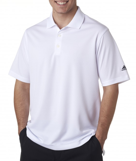 Adidas Golf Men 39 S Climalite Solid Polo A170