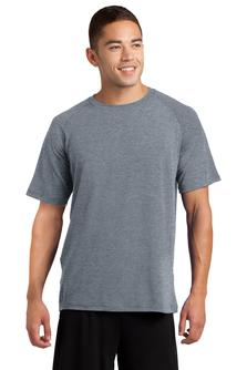 Sport Tek Heather Grey