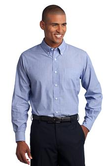 Port Authority Chambray Blue
