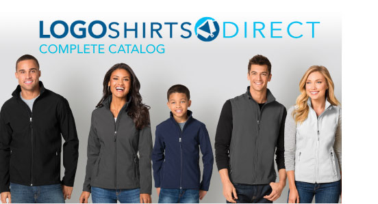 Custom Logo Apparel - Logo Shirts Direct Complete Catalog
