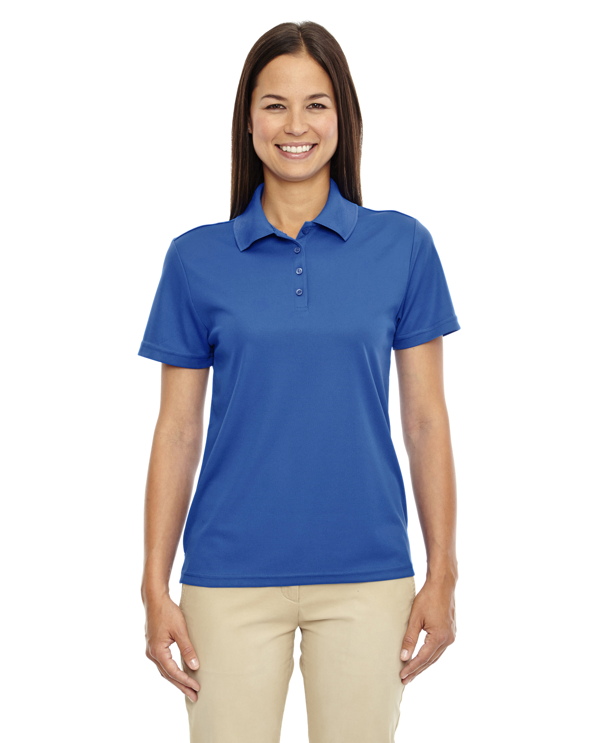Core365 women 39 s origin performance pique polo 78181 for Woman s polo shirts