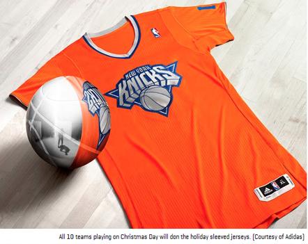 Knicks snapshot