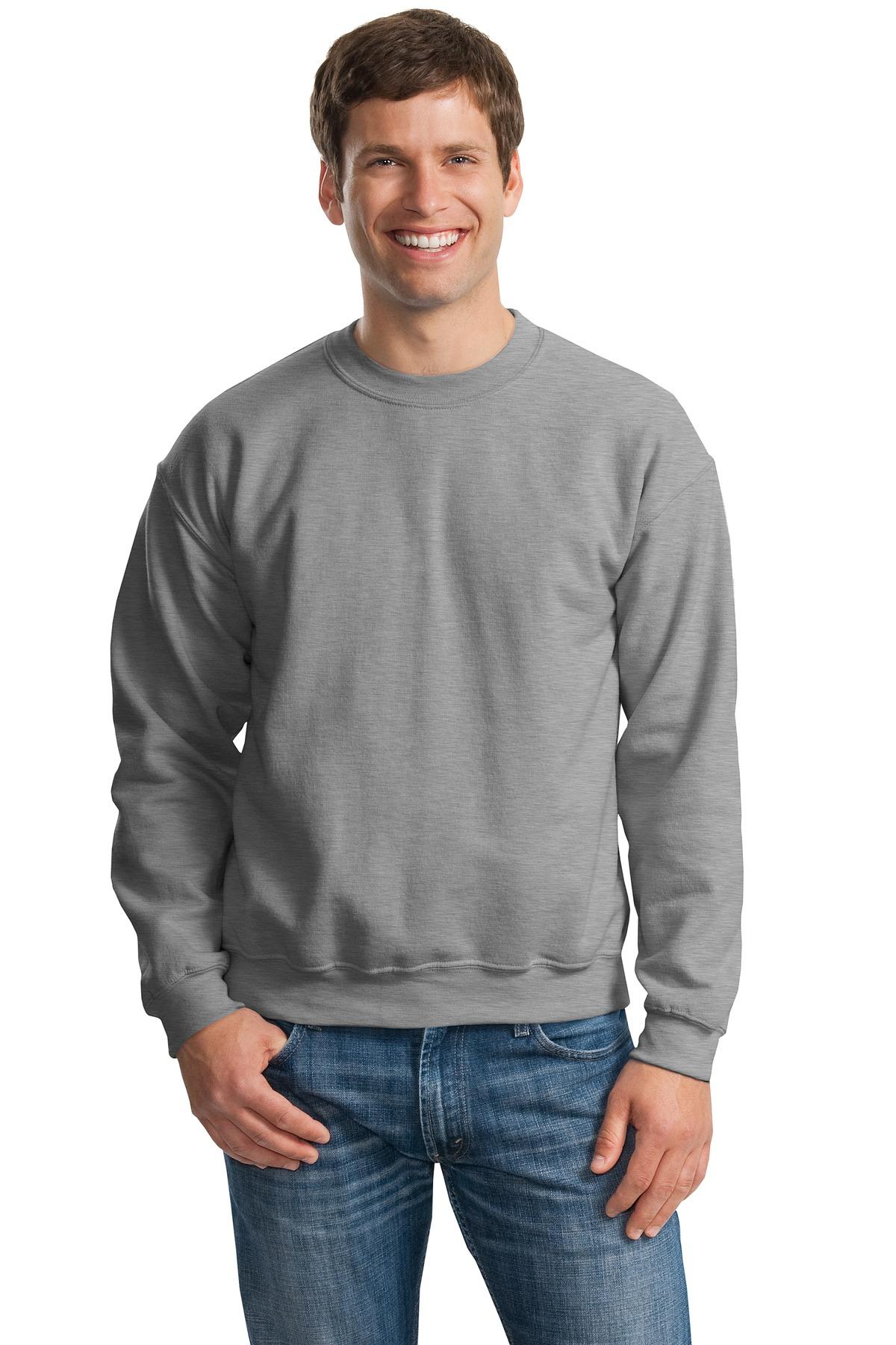 Gildan Heavy Blend Crewneck Sweatshirt. 18000.