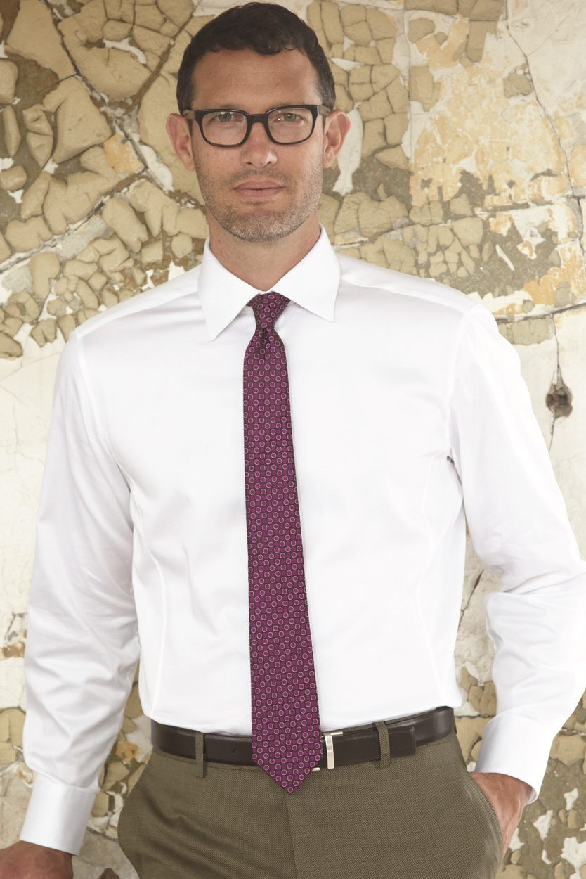 a0a769ed1187 Calvin Klein Men s Slim Fit Dress Shirt. 13CK023.