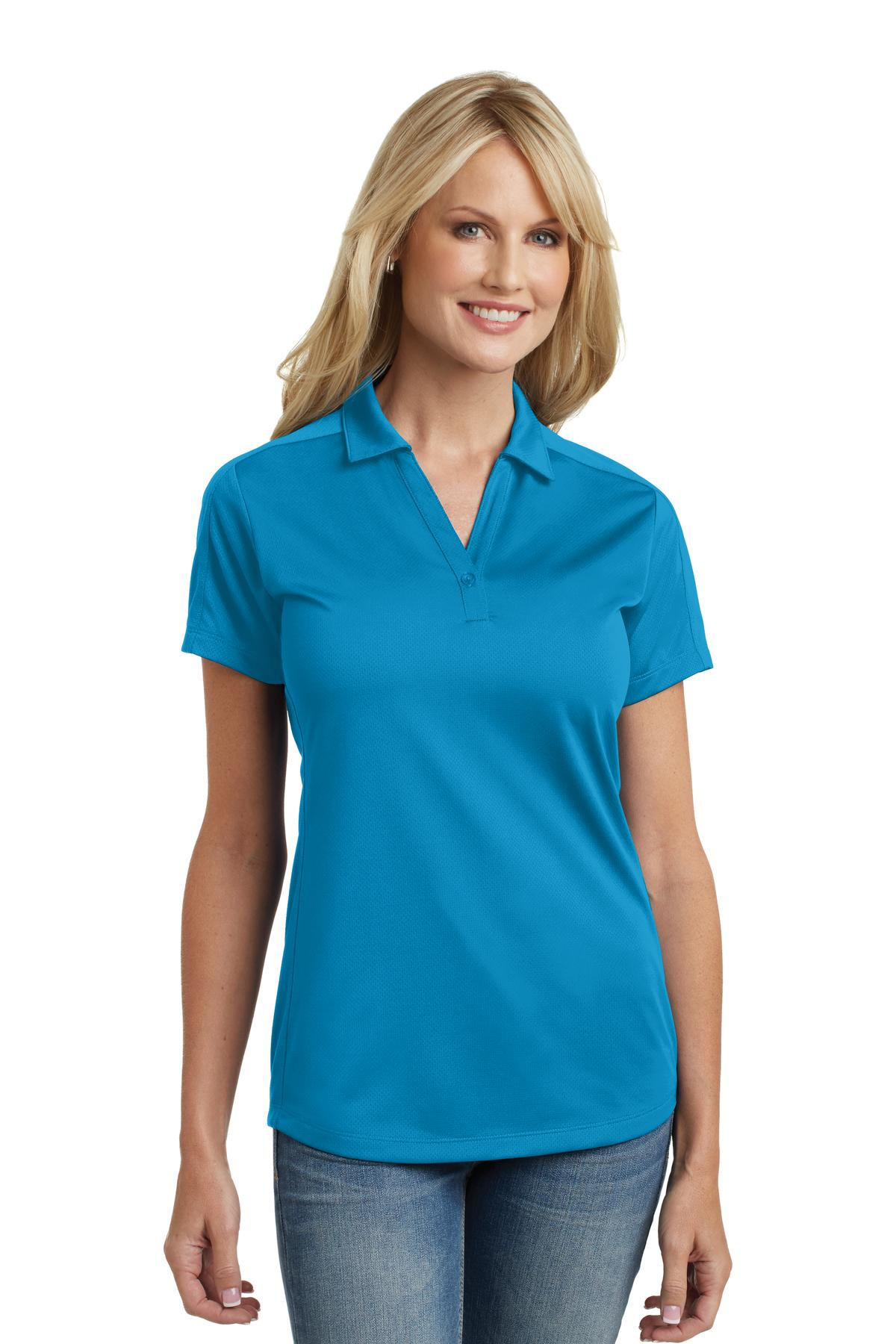 Custom Embroidered Womens Polo Shirts Logo Shirts Direct