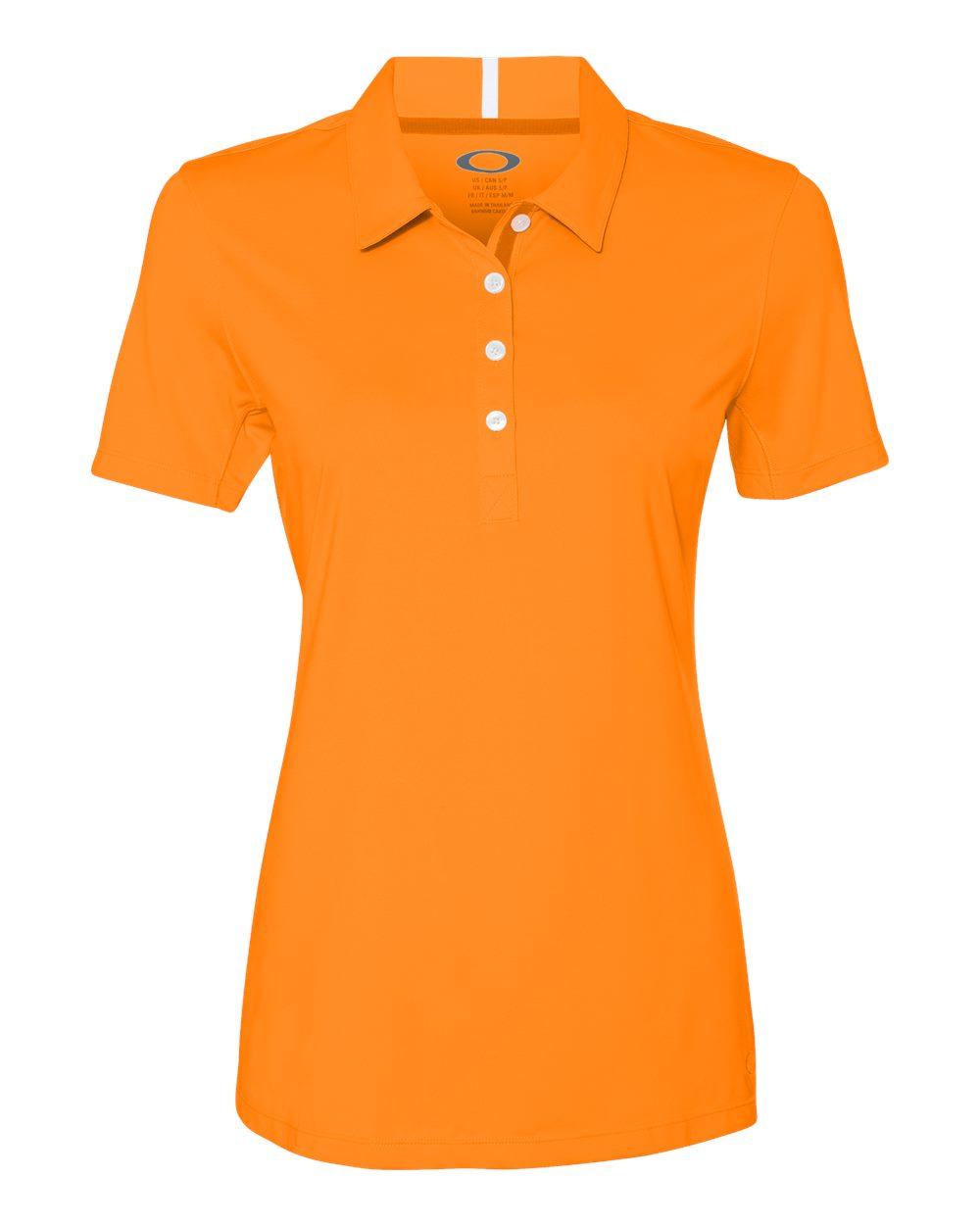 Oakley Orange Pop/White