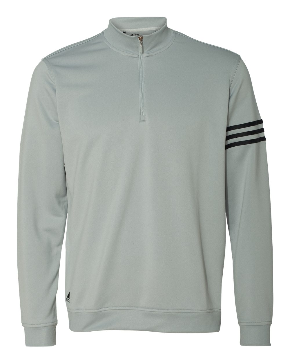 Adidas Golf Climalite French Terry Quarter Zip Pullover A190