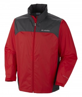 Columbia Bright Red/Grill