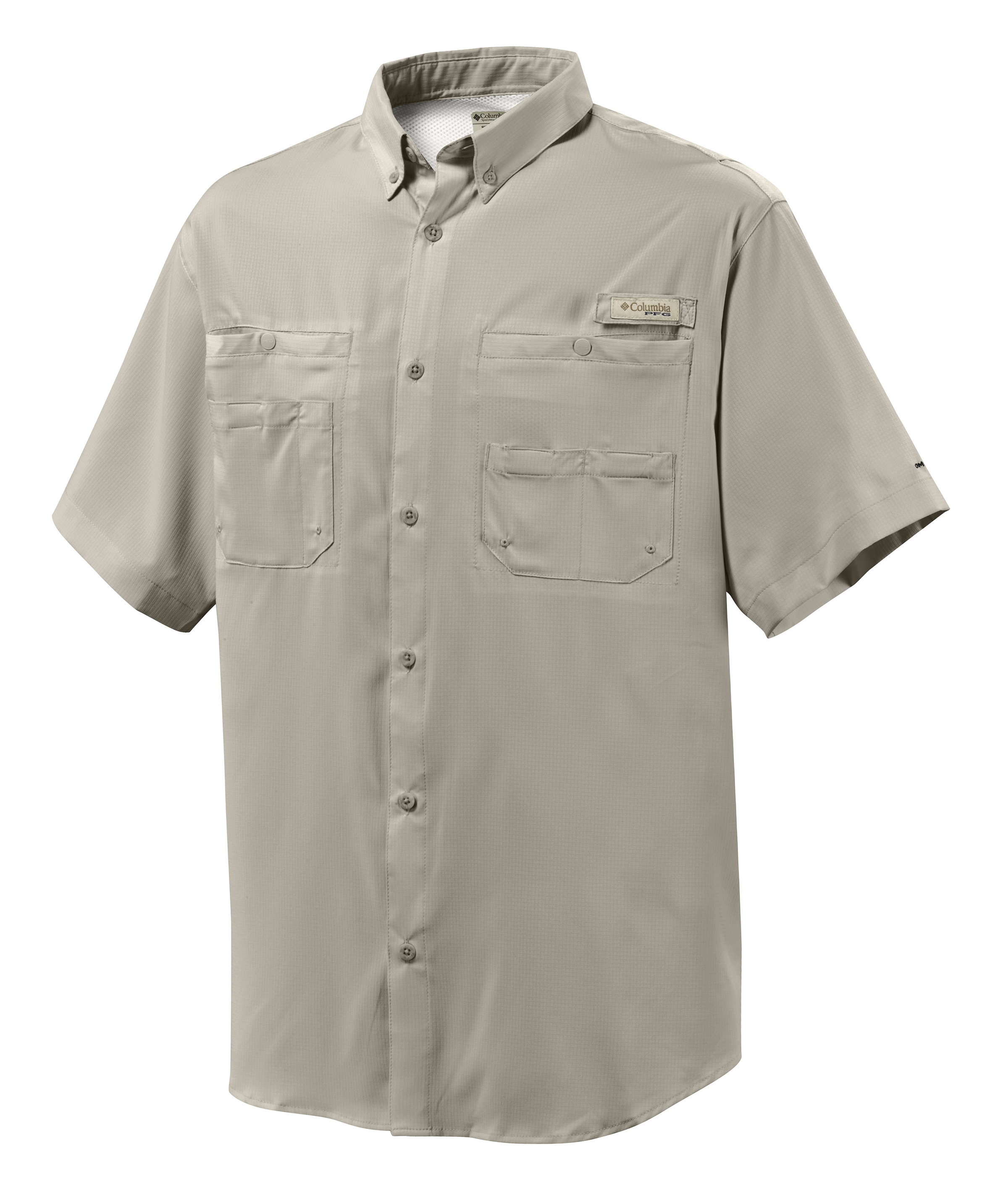 Columbia men 39 s tamiami ii short sleeve fishing shirt 7266 for Embroidered columbia fishing shirts
