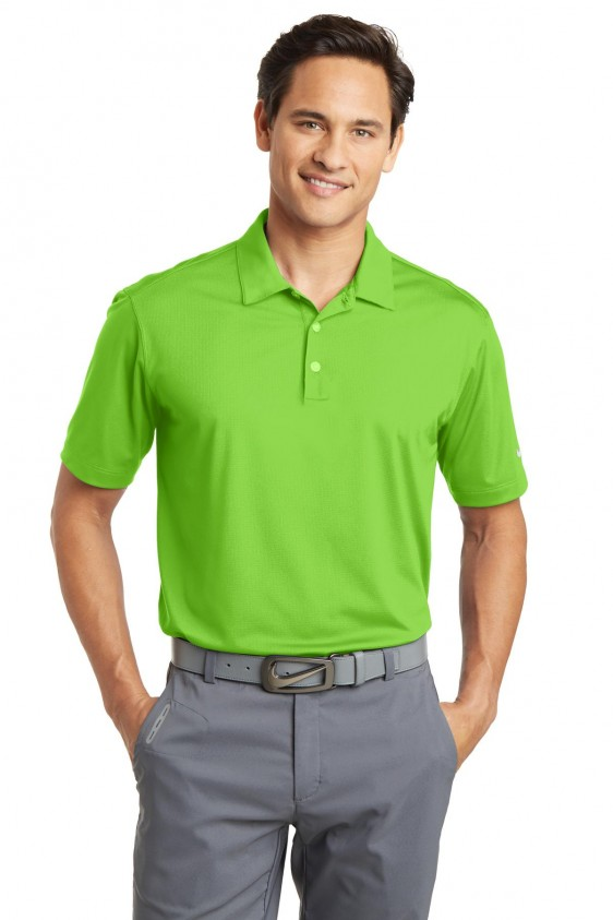 Improvement Stable Mediator  Nike Golf Dri-FIT Vertical Mesh Polo | Nike 637167