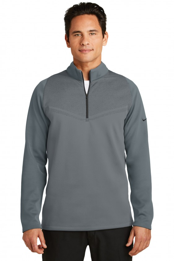 Nike Golf Men 39 S Therma Fit Hypervis Quarter Zip Pullover