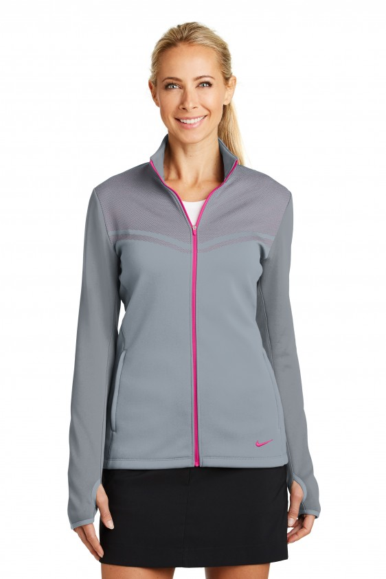 Nike Golf Women 39 S Therma Fit Hypervis Full Zip Jacket 779804