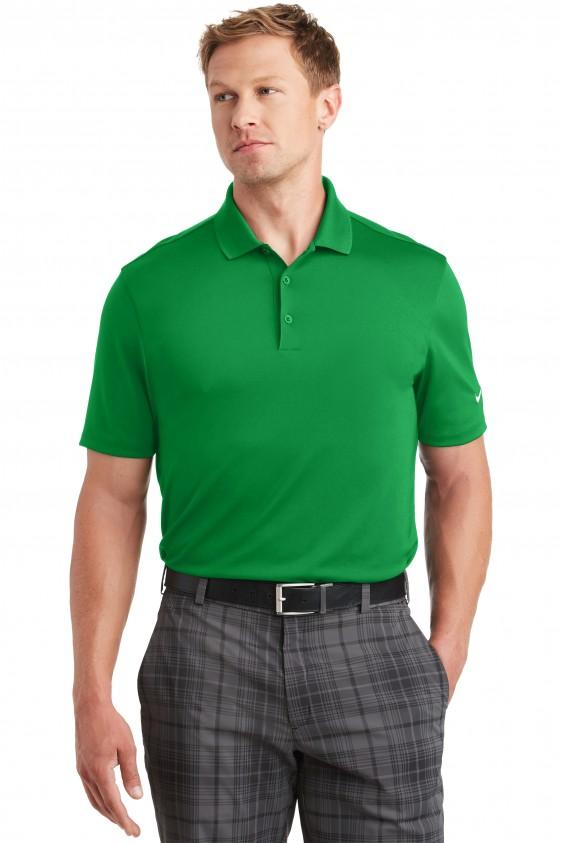 Nike 838956 Embroidered Dri Fit Golf Shirt Custom Golf Polo