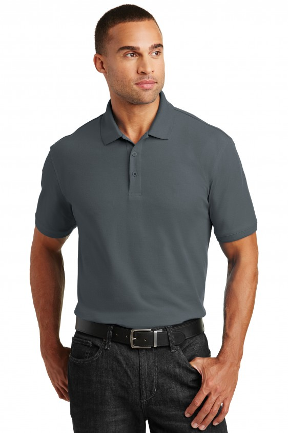 0db13a29c10 Port Authority Men s Core Classic Pique Polo. K100.