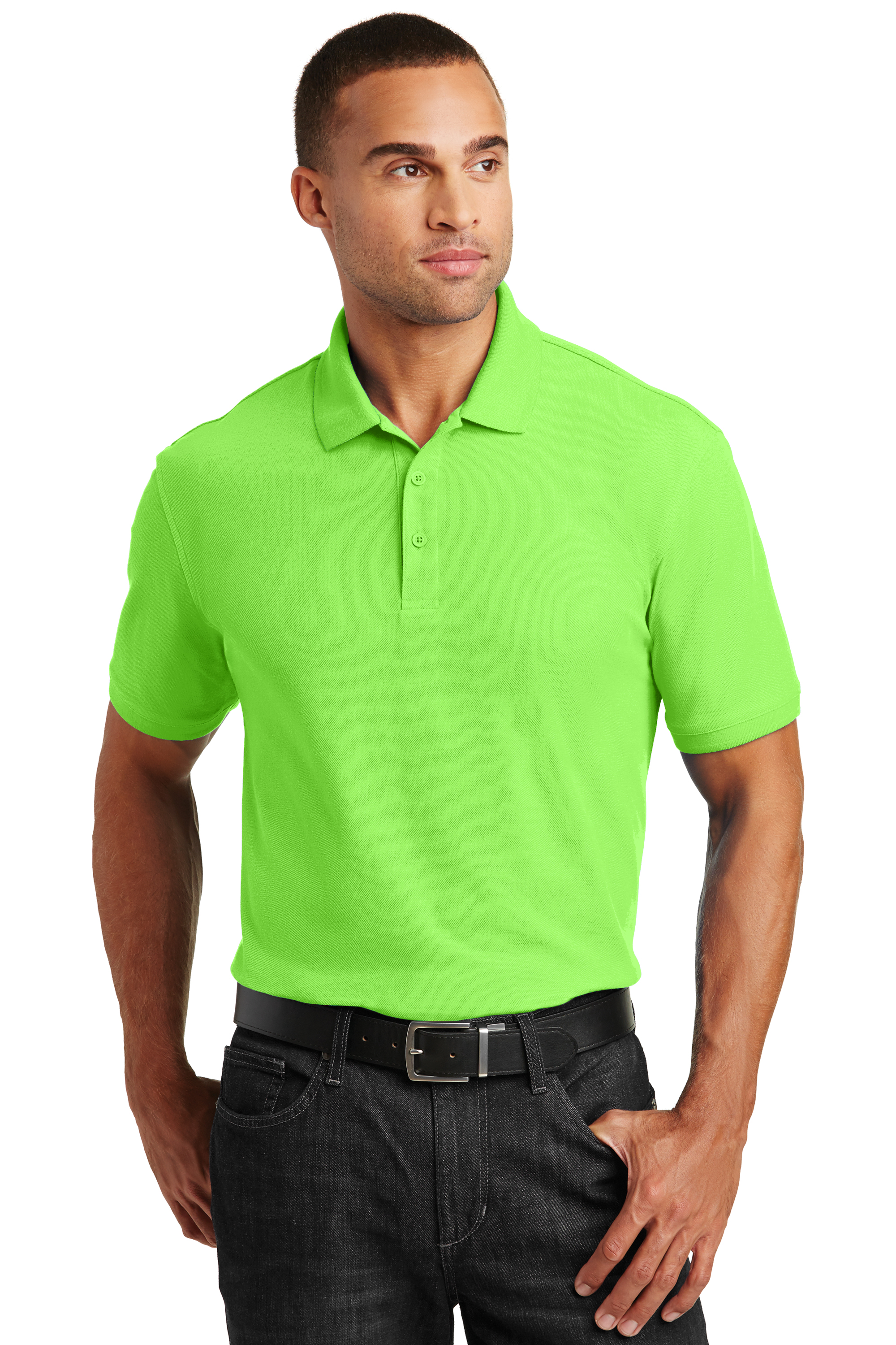 Collection Lime Green Polo Shirts For Men Pictures P001