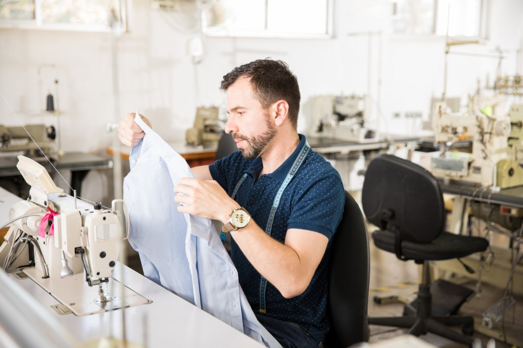 Making Custom Work Shirts