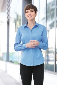 Ladies Value Logo Dress Shirt