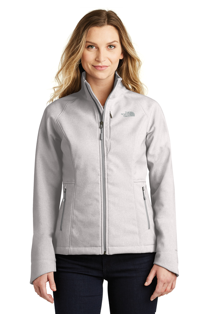 02d869aa026 ... Apex Barrier Soft Shell Jacket. NF0A3LGU. The North Face Light Grey  Heather  The ...