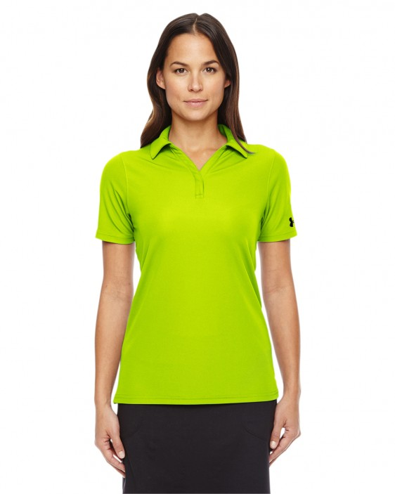 Under Armour Ladies Performance Polo. 1261606. 159597d5a9406