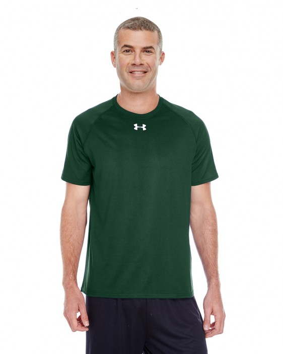 Under armour men 39 s locker t shirt 1268471 for Under armor business shirts