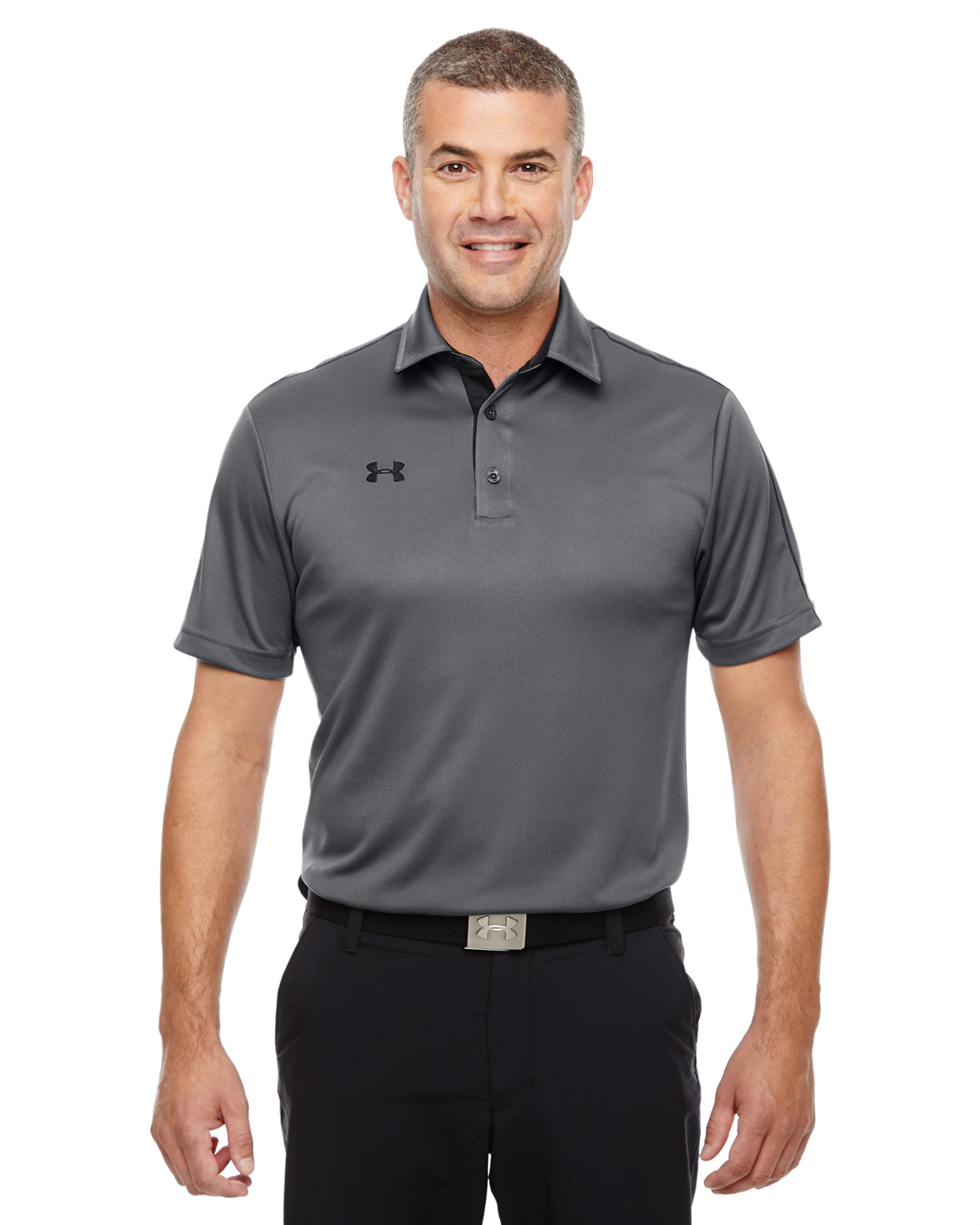Under armour custom tech polo 1283703 for Under armor business shirts