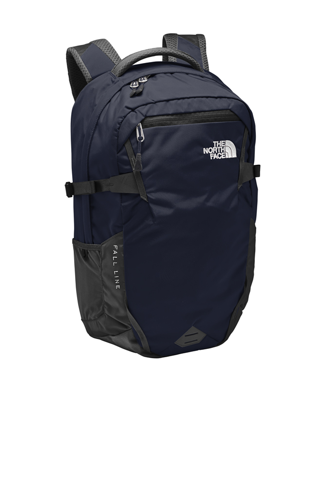 9dd49286f2 The North Face® Fall Line Backpack. NF0A3KX7. Cosmic Blue/Asphalt Grey;  Cosmic ...