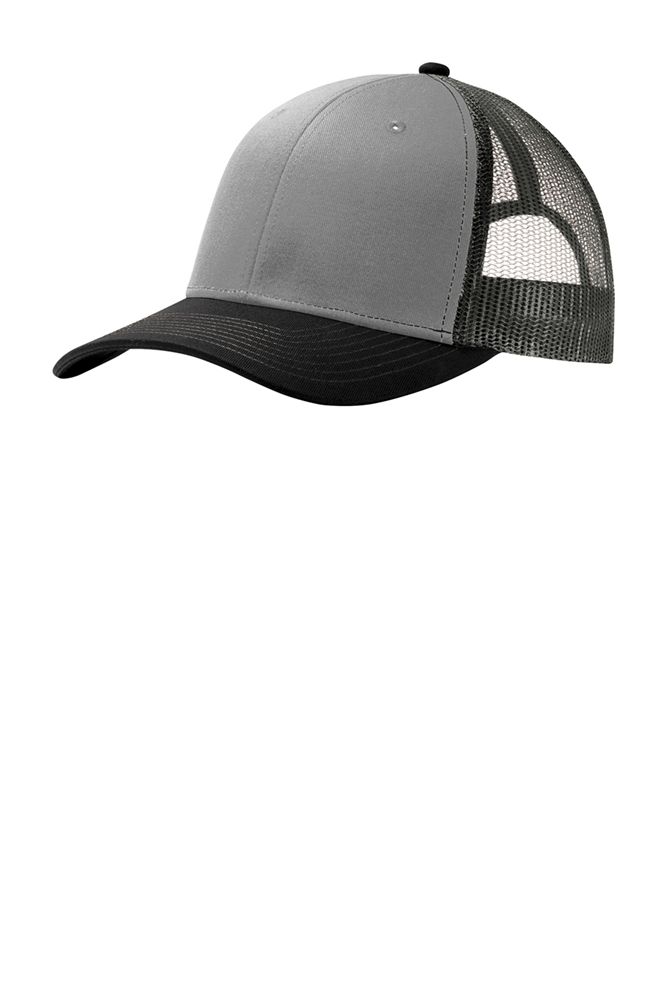 Port Authority Gusty Grey/Black/Grey Steel
