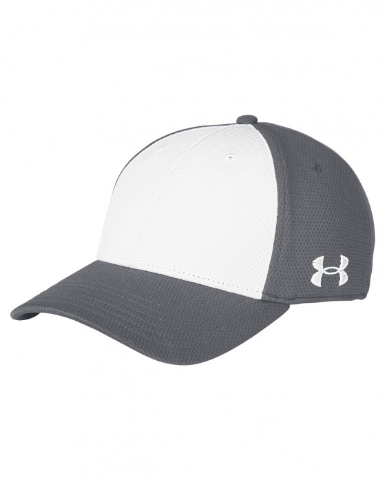 9a73a8aa Under Armour Color Blocked Fitted Cap. 1282119