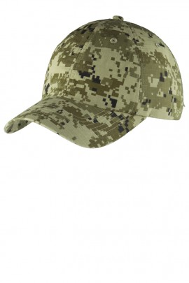 Port Authority Green Camo