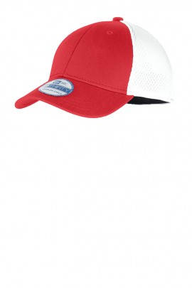 New Era Scarlet Red/White
