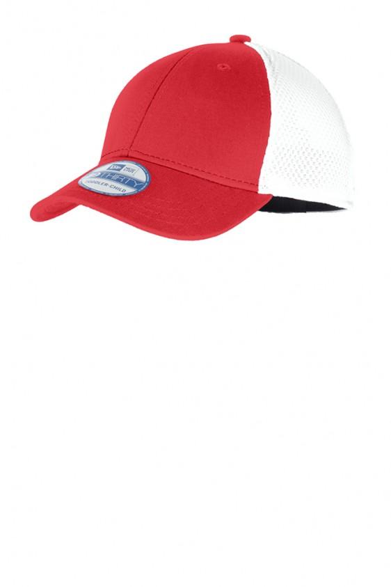 New Era Scarlet Red/White