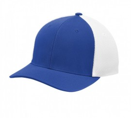 Sport Tek True Royal/White