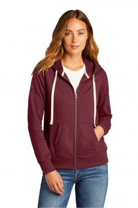 District Maroon Heather